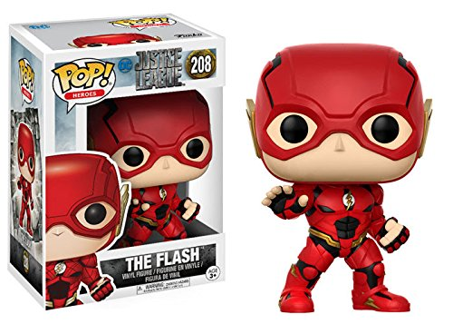 Funko Pop  Movies  Dc Justice League   The Flash Toy Figure