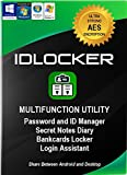 IDLocker - Password Manager and Secret Diary Version 8 (Full Version) [Download]