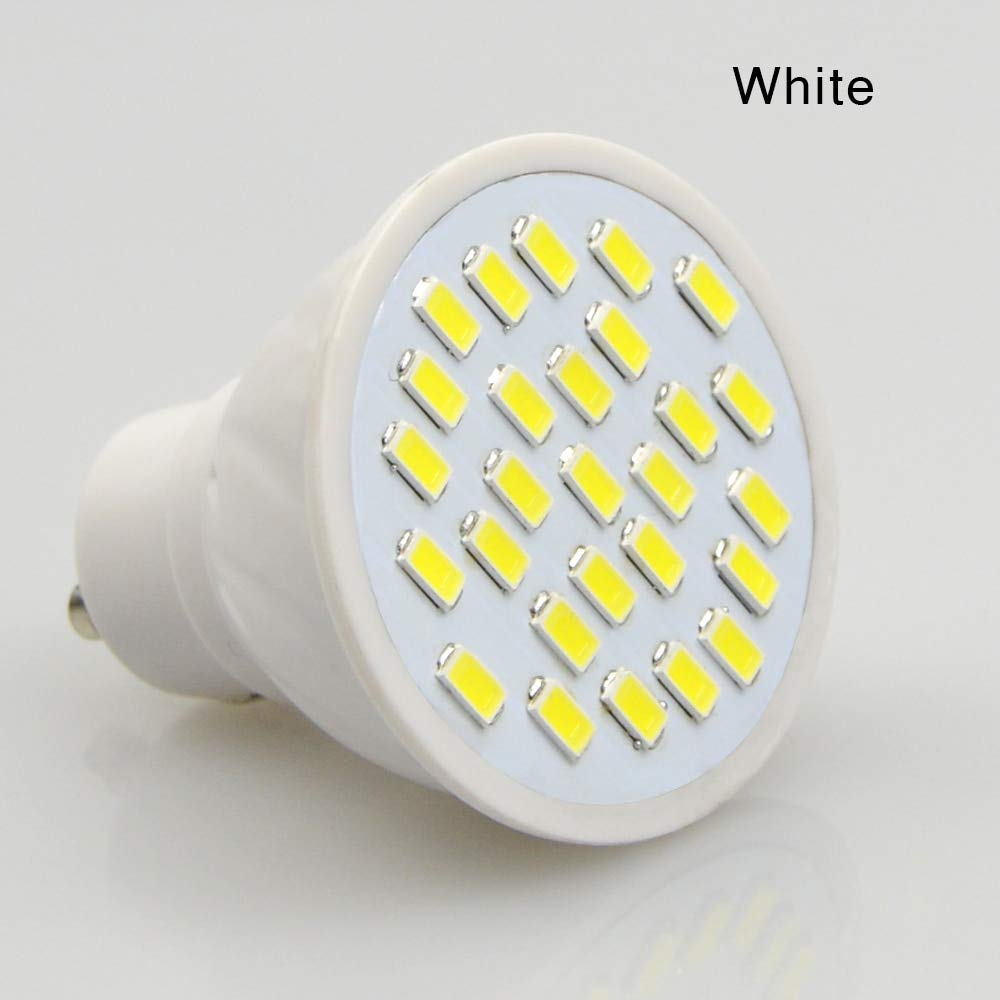 Xligo 1PC Energy Saving Bombillas LED GU10 220V 7W Spotlight Replace Incandescent Bulbs 5730 SMD Lampada LED lamp linternas Lighting - - Amazon.com