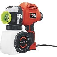 Black & Decker BDPS400K Single Speed Quick Clean Paint Sprayer