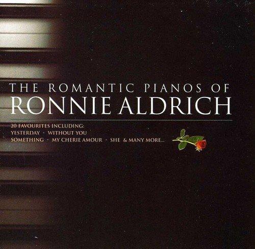 Aldrich the best amazon price in savemoney the romantic pianos of ronnie aldrich ronnie aldrich fandeluxe Images
