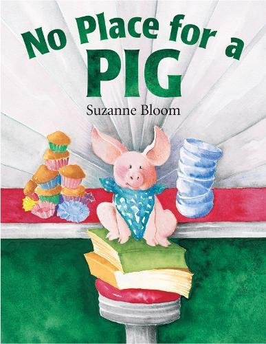 Read Online No Place for a Pig PDF