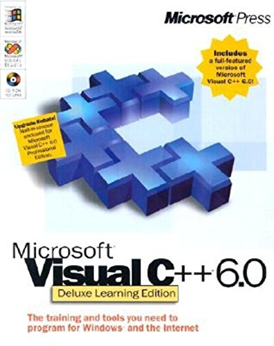 Microsoft Visual C++ 6.0 Deluxe Learning Edition (Microsoft Professional Editions)