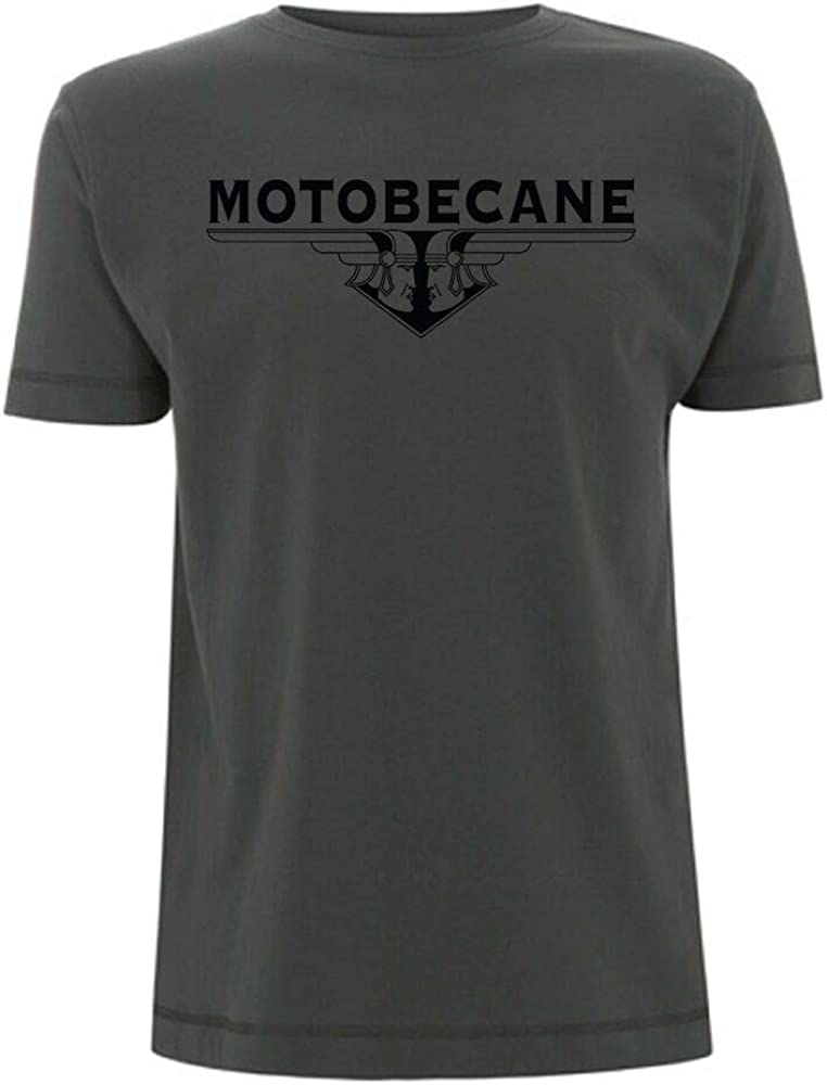 Motobecane T Shirt Vintage Motorcycle Logo 1922 French Scooter Bike Two Stroke