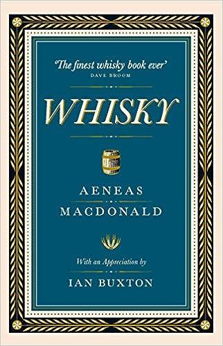 Whisky - Aeneas Macdonald