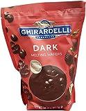 #4: Ghirardelli Chocolate Dark Candy Malting Wafers, 30 Ounce