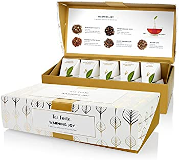 Save on Tea Forte Holiday Teas & Accessories