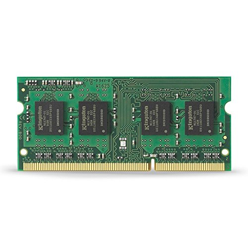 Kingston Technology 8GB 1600MHz DDR3L (PC3-12800) 1.35V Non-ECC CL11 SODIMM Intel Laptop Memory - Notebook Memory Chip 8