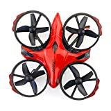 Mini RC Drone ,JJRC H56 2.4Ghz Gesture Induction+Remote Control Dual Mode RC Drone Quadcopter ,Perfet for Kids Christmas Day and Brithday Gift