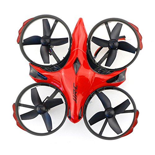 Mini RC Drone ,JJRC H56 2.4Ghz Gesture Induction+Remote Control Dual Mode RC Drone Quadcopter ,Perfet for Kids Christmas Day and Brithday Gift by Fineser Drone