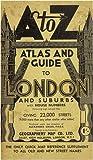 London Street Atlas - Historical Edition (A-Z Street Maps & Atlases)