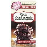 XO BAKING Gluten Free Double Chocolate Chip Cookie Mix 425g