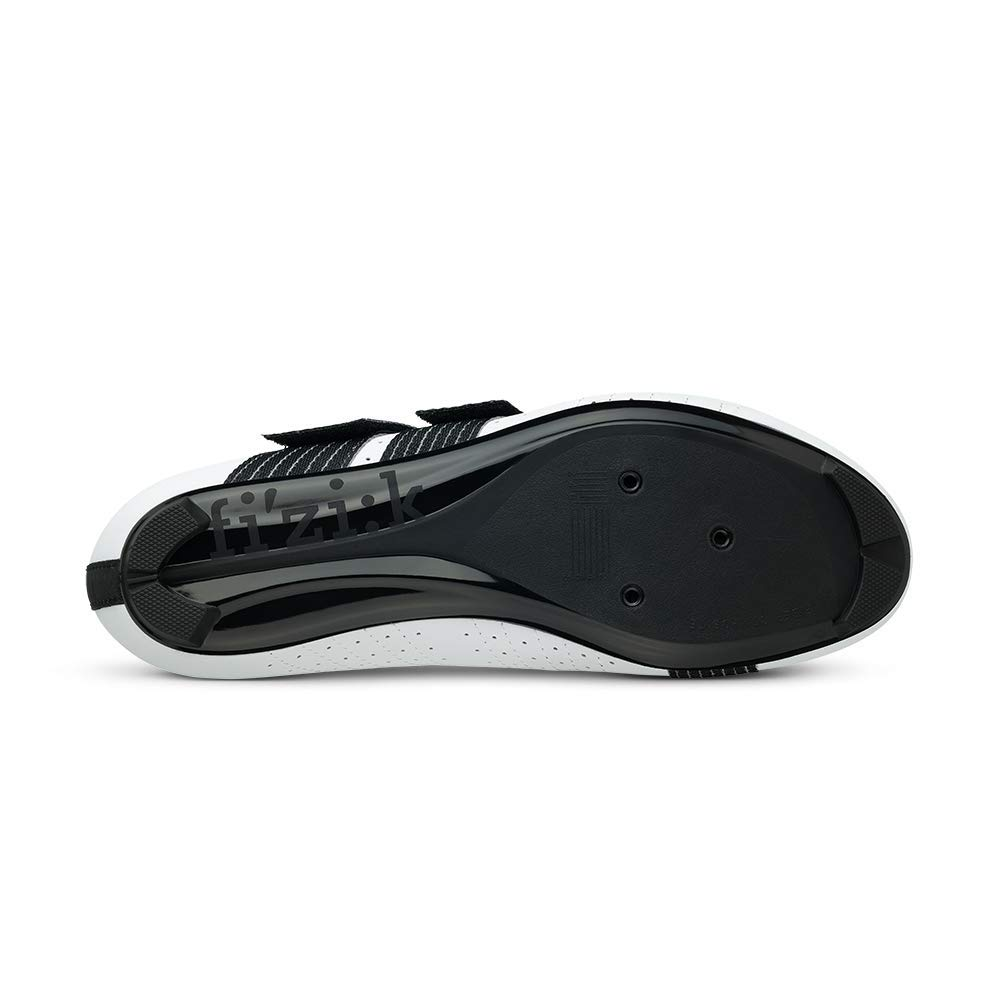 Fine Tune Fit Carbon Reinforced Microtex Fizik R5 Road Cycling Shoe
