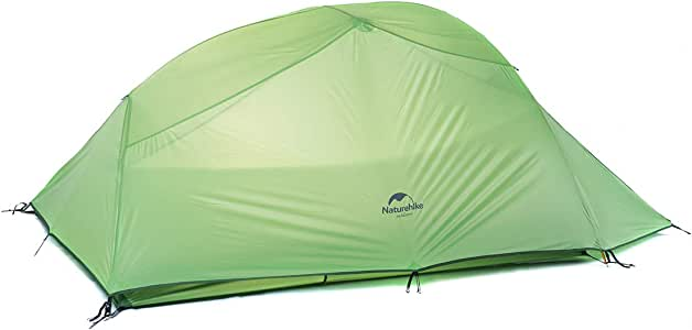 Naturehike Cloud-Up 3 person 4-Season Waterproof Tent Double-layer Ultralight Backpacking Tent