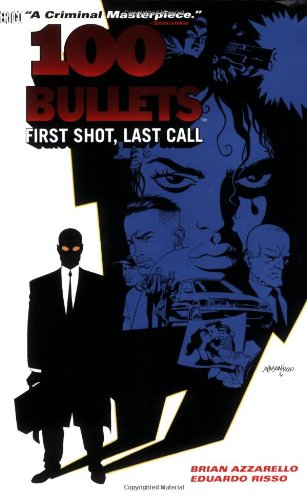 100 Bullets Vol. 1: First Shot, Last Call (Bullet Closet)