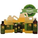 4 Fl.oz Liquid Gold Pumpkin Seed Oil Refined Pure & Organic for Skin Hair and Health