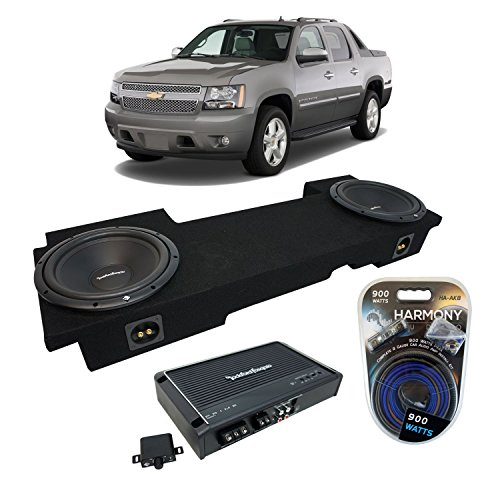 Chevy Avalanche Amp - 3