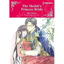 The Sheikh's Princess Bride: Harlequin comics