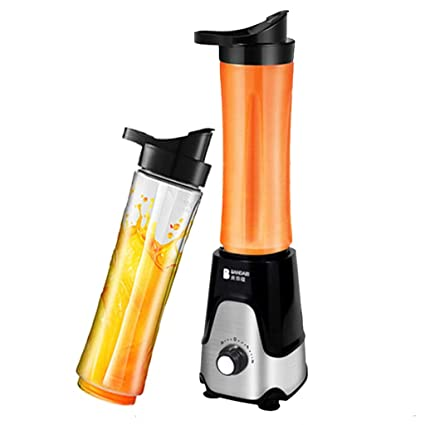 JCOCO Exprimidor, máquina portátil del jugo del hogar del estudiante, máquina de cocinar multifuncional