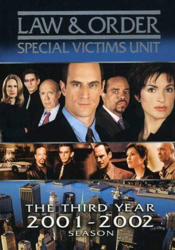 Law & Order: Special Victims Unit - The Third Year, Season 2001-2002 (Law And Order Svu Box Set 1 17)