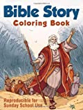 Bible Story Coloring Book, , 1616269340