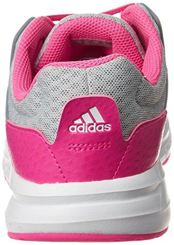 Adidas Galaxy 3 K, Scarpe da Ginnastica Unisex – Bambini, Marrone (Gritra/Rosimp/Gris), 36 EU