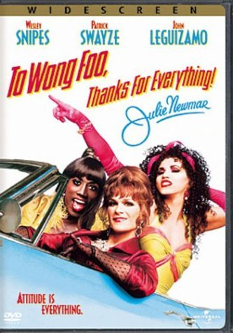 To Wong Foo Thanks for Everything Julie [DVD] [1995] [Region 1] [US Import] [NTSC]
