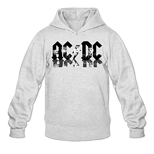 Angus Young Costume Women (CYANY Australian Rock Heavy Metal Band HIGHWAY TO HELL TOUR Women's Awesome Hoodies Sweater MAsh)