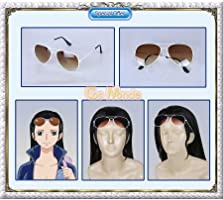 bef3b93f15b One Piece - Nico Robin 2 Years Later Wig + Sunglasses. Loading Images.