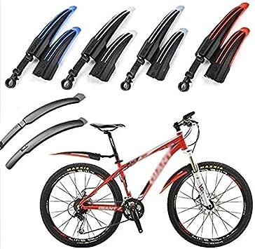 myzoom - Guardabarros para Bicicleta: Amazon.es: Hogar