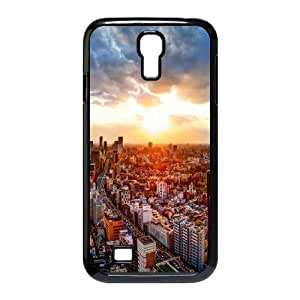 Samsung Galaxy S4 9500 Cell Phone Case Black Japan tokyo cityscapes OJ488064