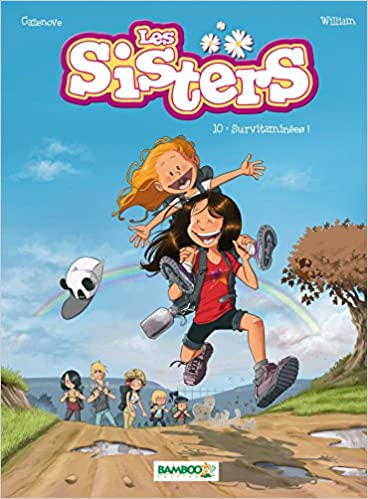 Les Sisters Tome 10 Survitaminees 9782818934487
