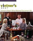 Vintners Best Wine Equipment Kit with 6 Gallon Better Bottle