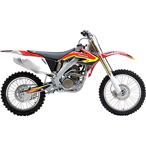 Graphic Kit Delta (One Industries Delta Graphic Kit - HON CRF 450R 2005-2009)