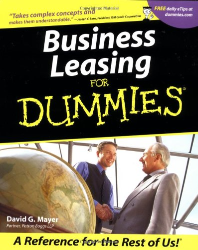 Business Leasing For Dummies?