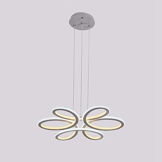 OMGPFR Lámpara de Techo para Luces de Techo, LED Lámparas de araña ...