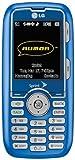LG Rumor LG260 Phone, Blue (Sprint)