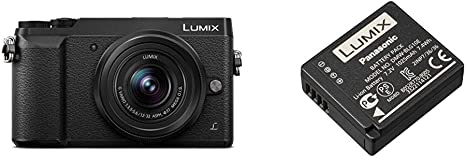 Panasonic Lumix DMC-GX80K - Cámara EVIL de 16 MP + ...