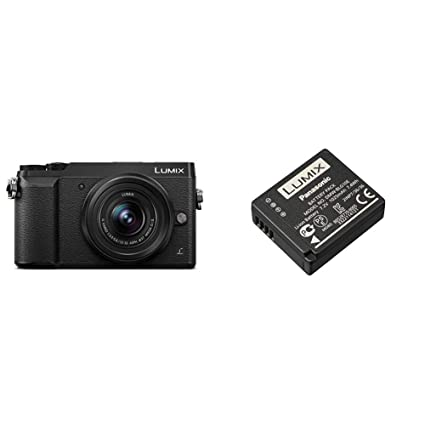 Panasonic Lumix DMC-GX80K - Cámara EVIL de 16 MP + Panasonic Lumix ...