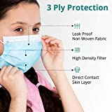 Dre Health 3 Ply Disposable Face Masks, 50 Count