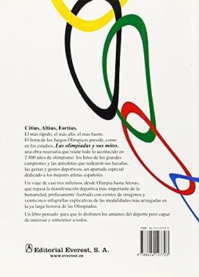 Citius, altius, fortius. Las olimpiadas y sus mitos Deportes: Amazon.es: Riego Carlos del, Buitrón César F.: Libros