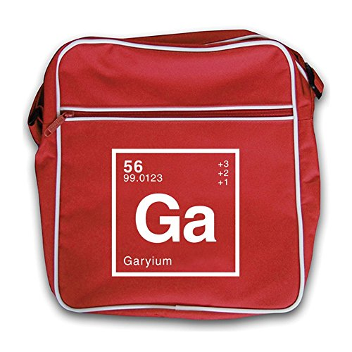 Element Flight Bag Gary Red Retro Periodic Dressdown wxq1REz4n