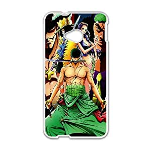 One Piece Anime2 HTC One M7 Cell Phone Case White yyfabc-421106