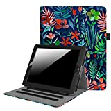 ipad ii case - Fintie iPad 2/3/4 Case [Corner Protection] - [Multi-Angle Viewing] Folio Smart Stand Cover with Pocket, Auto Sleep / Wake for Apple iPad 2, iPad 3 & iPad 4th Gen with Retina Display, Jungle Night