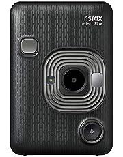 INSTAX Mini LiPlay Hybrid Digital Camera - Dark Grey