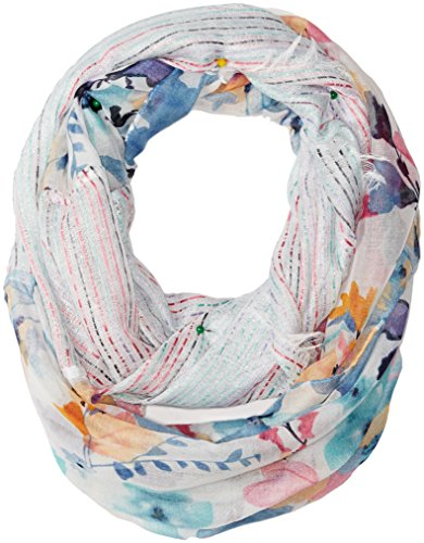 Jessica Simpson Scarf - Jessica Simpson Women's Woven Eternity Scarf, Multi Color, One Size