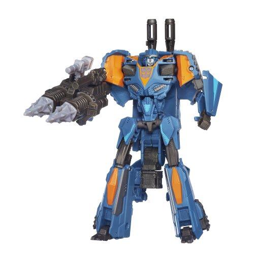 Transformers Generations Deluxe Class Twintwist Figure