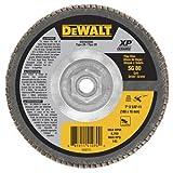 DEWALT DWA8288H 60G T29 Xp Ceramic Flap Disc, 7'' X 7/8''