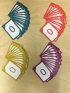 1 X Agile Planning Poker Cards by Davisbase Consulting