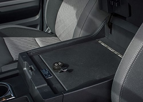Lock'er Down® Console Safe with 4 Digit Combo Lock for just released Toyota Tundra